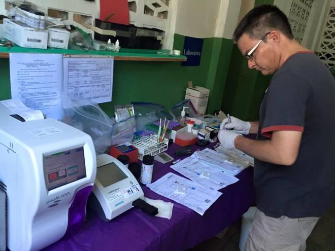 History Haiti Laboratory. Global Health Teams