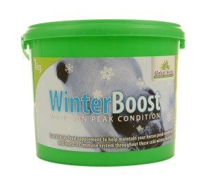 Winter Boost 1kg Front