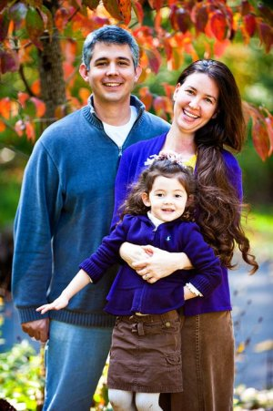 Ben Kimbrell & family -founder Global Harvest Networks
