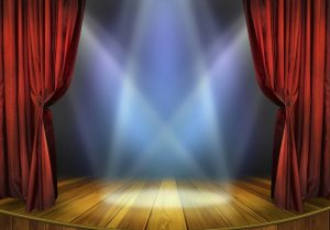 The stagefright virus is shown as a stage.