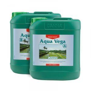 Canna Aqua Vega ( grow ) 5ltr's set a+b