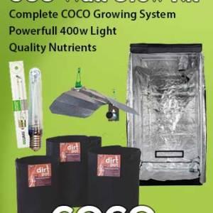 Complete 600Watt Grow Kit COCO