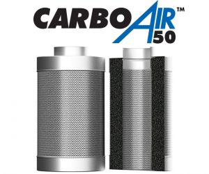 CarboAir Carbon Filter 125mm x 330mm