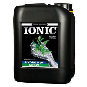 ionic Hydro Grow Hard Water 5L