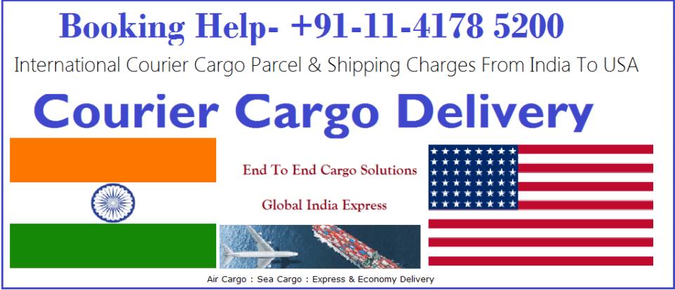 Global India Express Courier-Cargo-Parcel-shipping-to-USA-gurgaon-noida-faridabad-ghaziabad-india-delhi