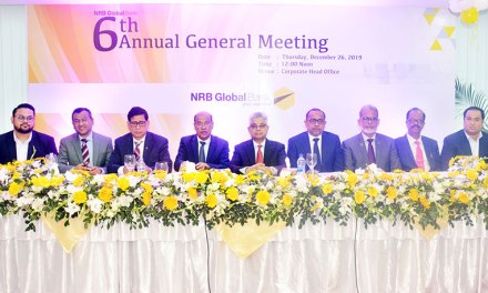 6th Annual General Meeting of NRB Global Bank