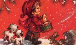 【クリスマスカウントダウン】今日の歌: The Little Drummer Boy