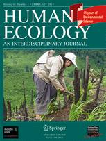 Effects of landscape segregation on livelihood vulnerability: moving from extensive shifting cultivation to rotational agriculture and natural forests in Northern Laos