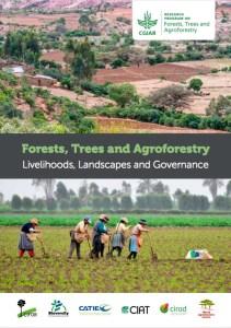 Brochure: Forests, Trees and Agroforestry – Livelihoods, Landscapes and Governance