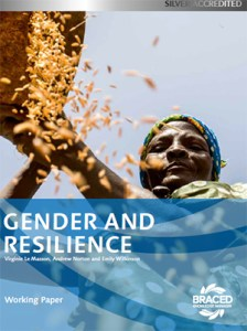 Gender and resilience: from theory to practice