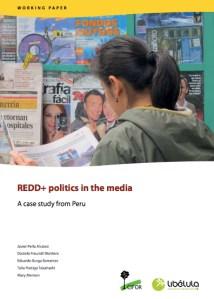 REDD+ politics in the media: A case study from Peru