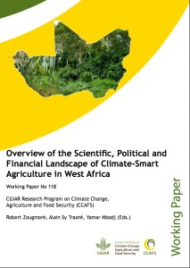 Status quo of Climate-Smart Agriculture in West Africa