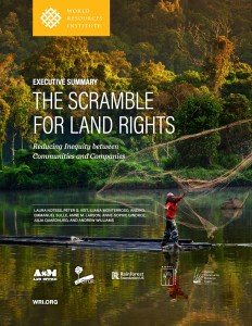 The Scramble for Land Rights