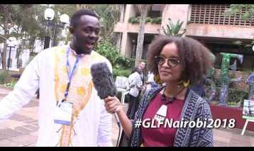 Meet the people at GLF Nairobi 2018
