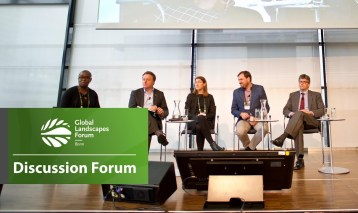 Discussion Forum 15: Financing Forest Landscape Restoration