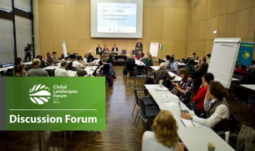 Discussion Forum 11: Don't ignore drylands: Restoring the forests of Continental Asia