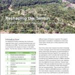 Reshaping the terrain: Landscape restoration in Uganda