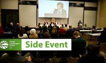 Side Event 3.2: Lessons learned and best practices for the management of tropical peatlands: An inter-tropical dialogue