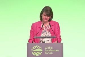 Maria Flachsbarth – Opening Plenary GLF Bonn 2019