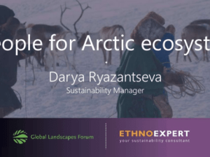 People for Arctic ecosystem