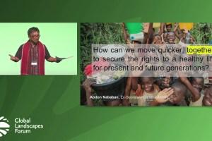 Plenary: Right to a future – GLF Bonn 2019