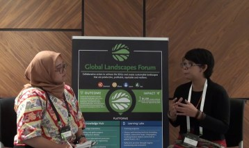Interview with Mina Setra – GLF at COP24