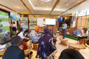 Restoration festival a hit at GLF Accra