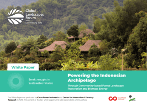 Powering the Indonesian Archipelago – White paper