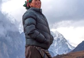 Life as a Sherpa in the age of climate change
