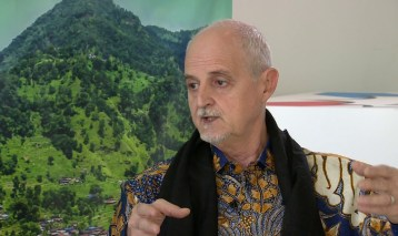 CIFOR Director General Robert Nasi's strategic insights into sustainable finance
