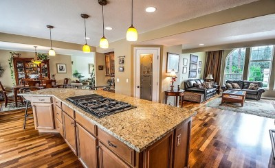 Kitchen Countertop Ideas for Your Newly Built Kitchen