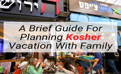 kosher vacation