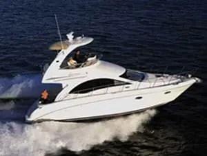 Sedan Bridge Boat