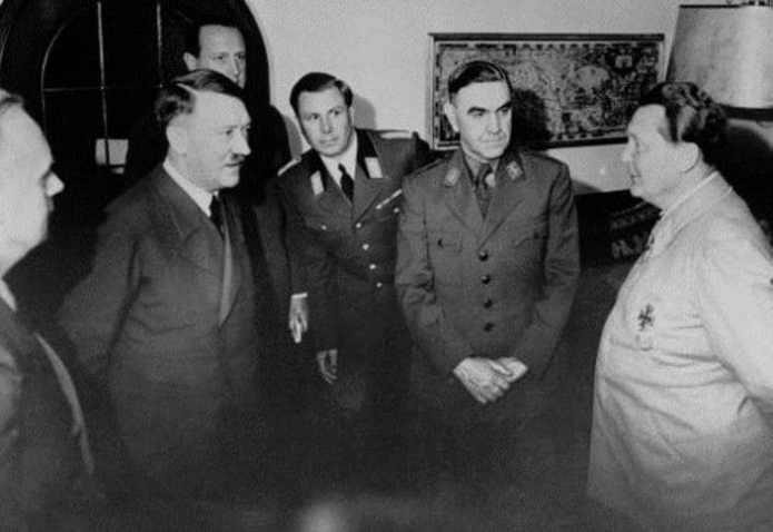 7. Ante Pavelić ponovno u druženju s Hitlerom (3.)
