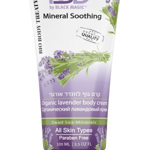 100ml solo MINERAL SOOTHING