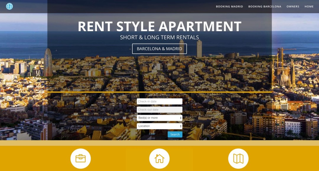 rent style apartment