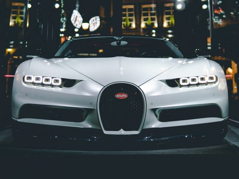 Bugatti Chiron is the fastest in the World
