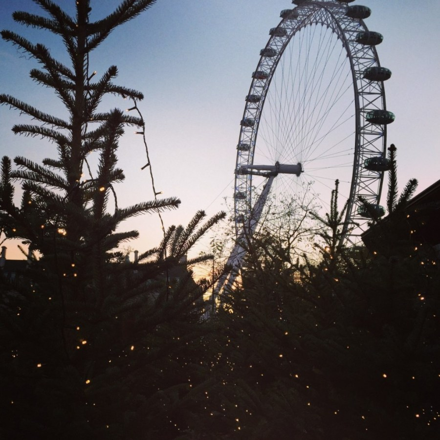 Christmas Places To Visit In London