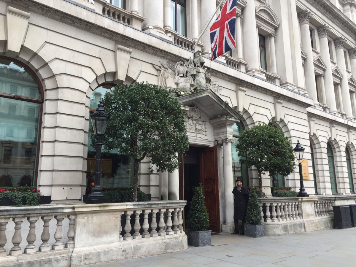 Family Luxury In London Sofitel London St James