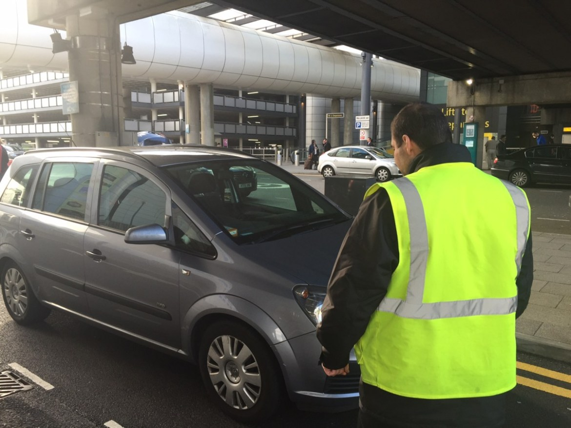 Travelling With Ease Purple Parking Meet And Greet Gatwick Airport