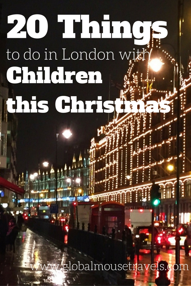 Christmas Things To Do.20 Things To Do In London With Children This Christmas