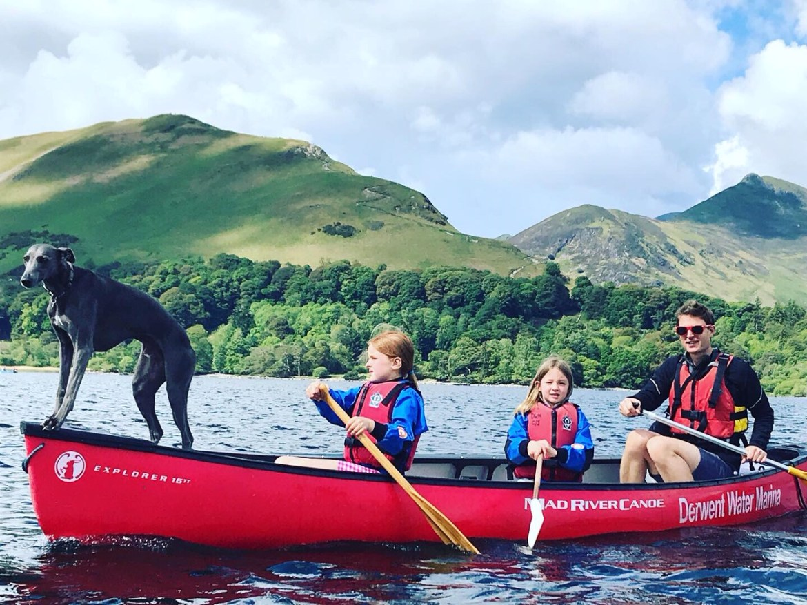 Six things to do in the Lake District with kids whatever the weather