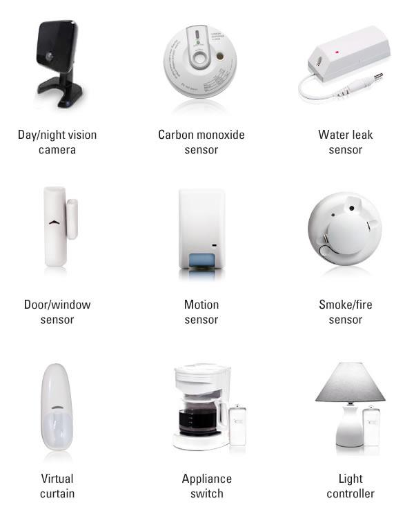 Motion Homes Cameras