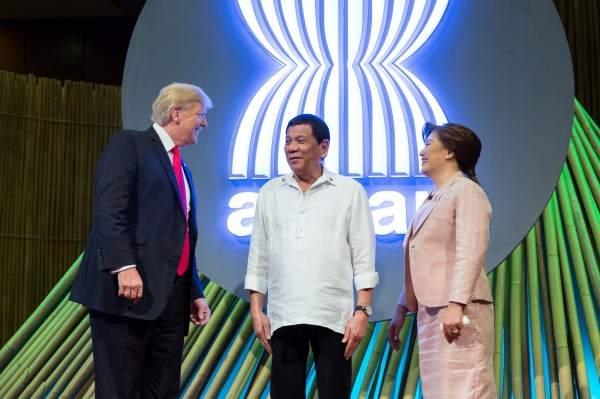 Was Trump's Charm Offensive Successful in the Philippines ...