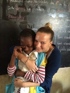 fin de bénévolat au Sénégal avec Globalong
