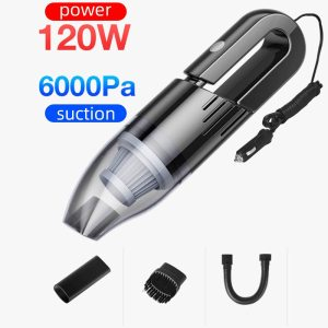 Portable Mini Wired Vacuum Cleaner For Car