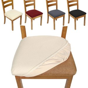 Non-slip Home Dining Chair Seat Cover