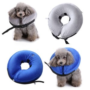 Cat Collar Adjustable Inflatable Small Dogs