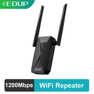 EDUP 1200M WiFi Repeater Dual Band 2.4G&5GHz