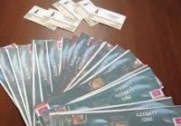 many tickets